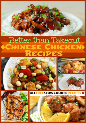 Slow Cooker Chinese Food: 7 Slow Cooker Chinese Chicken Recipes