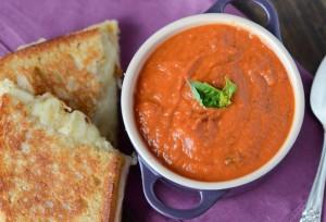 Creamy Tomato Panera Soup Copycat