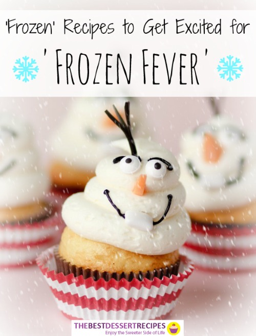 Frozen Recipes and Crafts