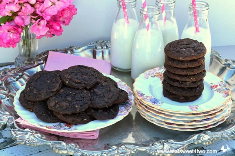 Triple Chocolate Delights