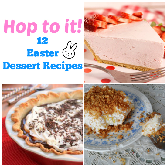 easterdessertrecipes