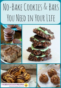 No-Bake Cookies and Bars You Need In Your Life