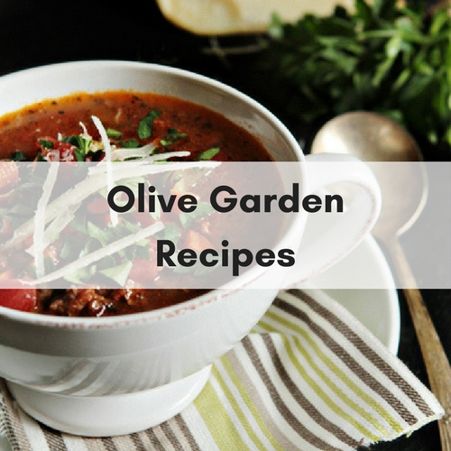 Olive Garden Recipes