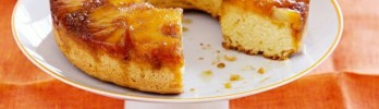 Guilt-Free Pineapple Upside Down Cake