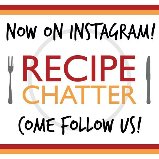 RecipeChatter on Instagram