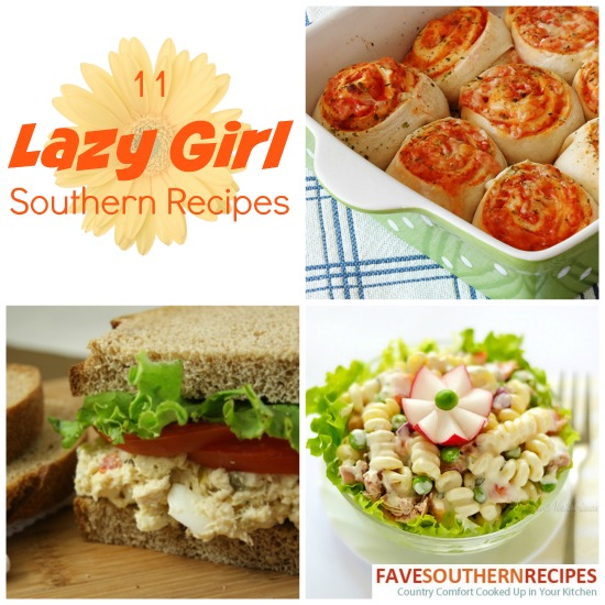 Lazy-Girl-Southern-Recipes