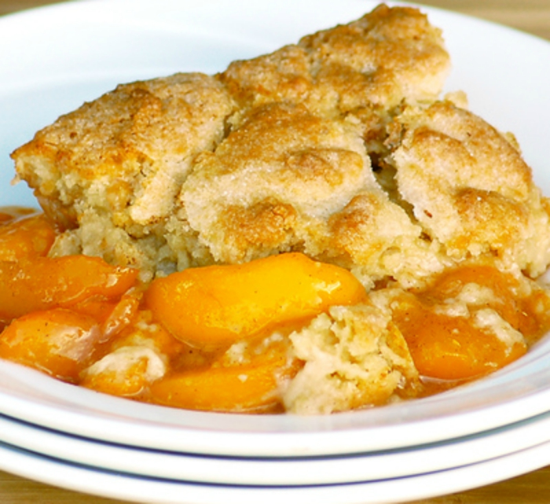 20 Southern Cobbler Dump Cakes Easy Peach Cobbler and More