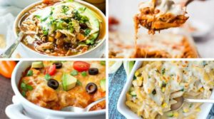 Healthy Dump Dinners for Lazy People Who Want to Be Skinny