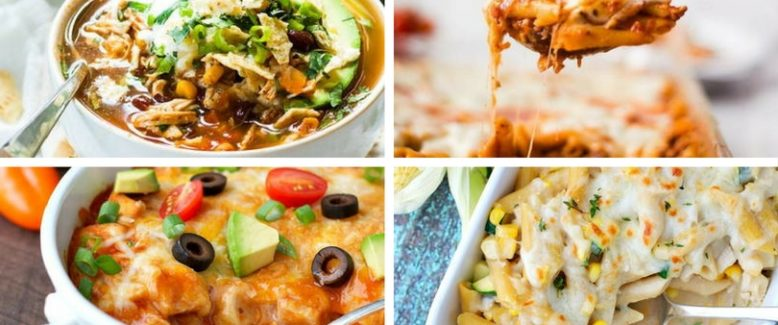 10 Healthy Dump Dinners For Lazy People Who Want to Be Skinny