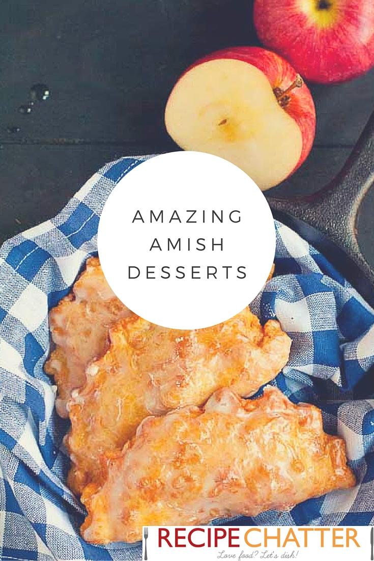 Amish Dessert Recipes