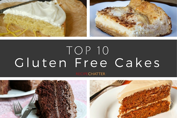 Top 10 Gluten Free Cakes