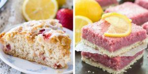 Strawberry Lemonade Recipes