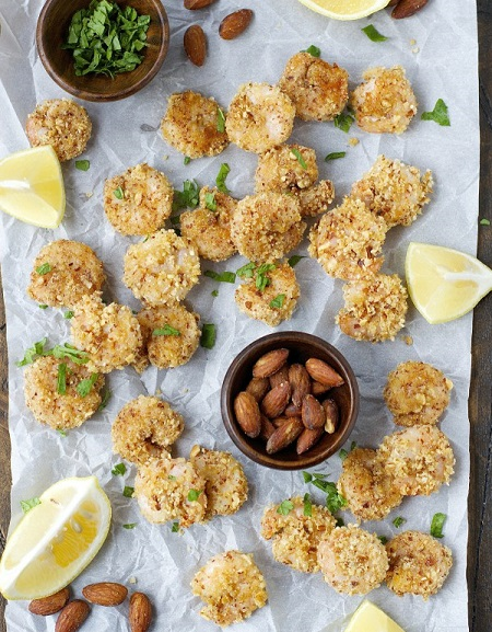 Smokehouse Popcorn Shrimp