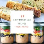 Easy Mason Jar Recipes for a Picnic