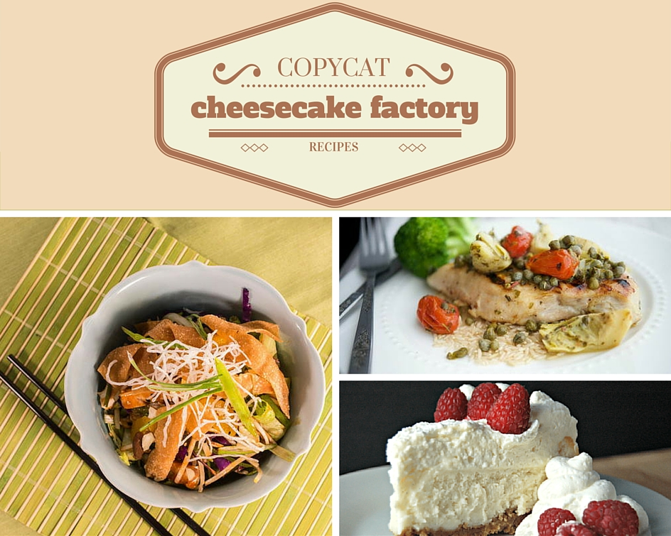 17 Of The Most Decadent Copycat Cheesecake Factory Recipes Recipechatter