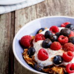 Healthy Sweet Potato Granola