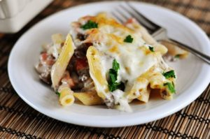 Deconstructed Greek Pastitsio Casserole