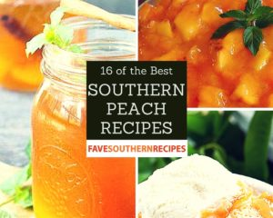 16 of the Best Southern Peach Recipes