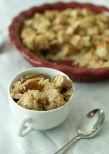 Southern-Sourdough Bread Pudding