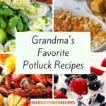 Grandma's Favorite Potluck Recipes