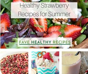 Healthy Strawberry Recipes for Summer