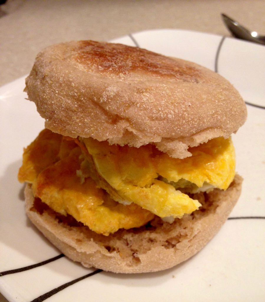 Healthy Make-Ahead Egg McMuffins Copycat Recipe