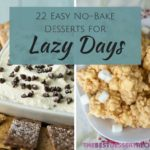 22 Easy No-Bake Desserts for Lazy Days