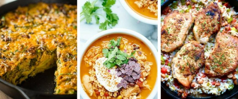 10 Gluten Free One Pot Meals for Busy Nights