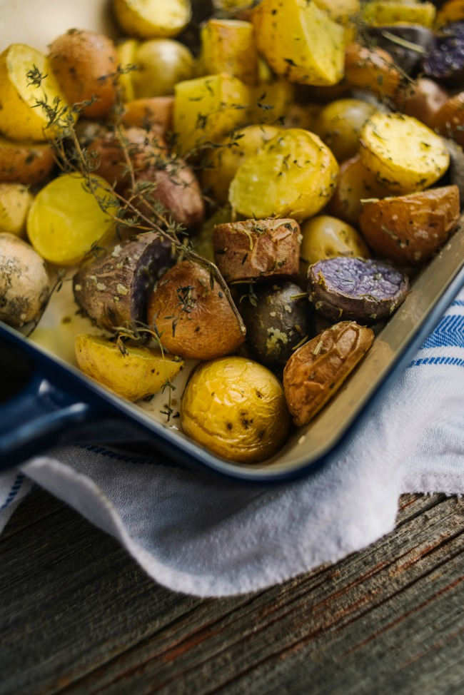 La Cuisine Roasted Potatoes