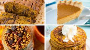 Gluten Free Pumpkin Recipes