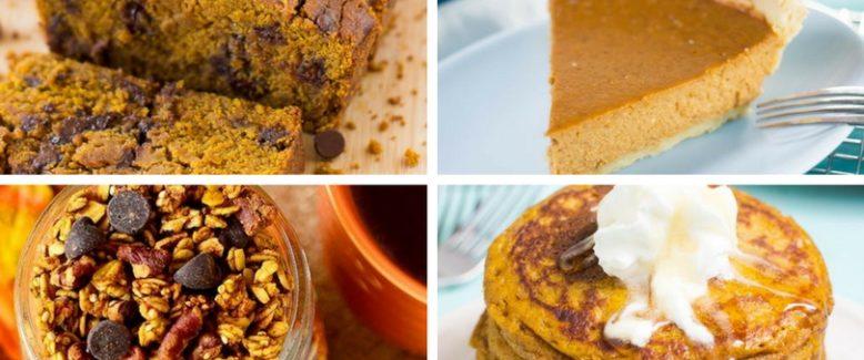 17 Gluten Free Pumpkin Recipes for Fall