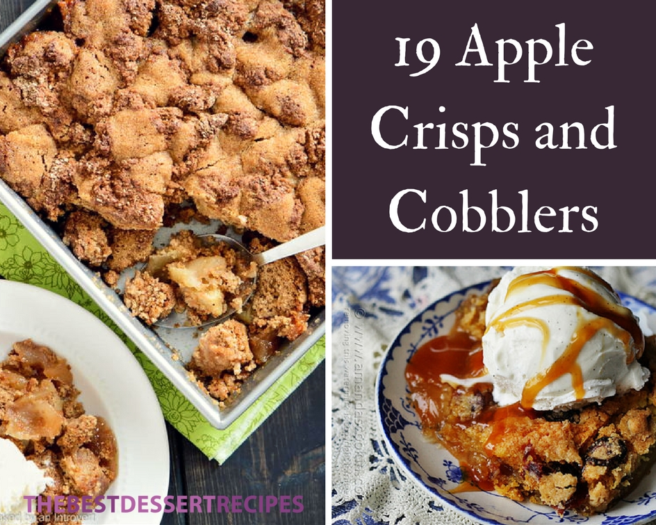 19 Apple Crisps and Cobblers