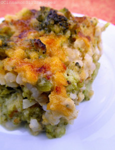 broccoli-cheese-rice-bake