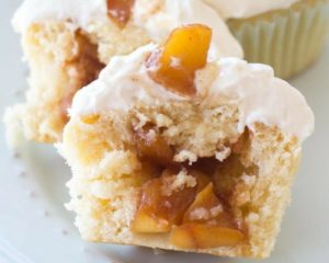 Apple Pie Cupcake Recipe