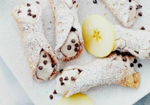 Apple Pie Cannoli Recipe