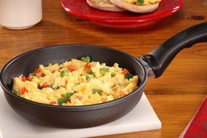 southwestern breakfast scramble
