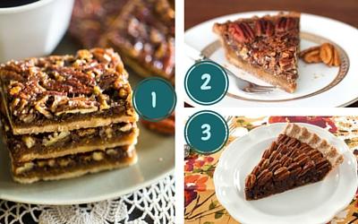 Pecan Pie Recipes