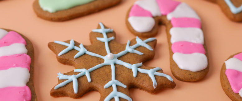 Christmas in July: Classic Gingerbread Cookies