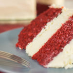 Better Than Cheesecake Factory's Red Velvet Cheesecake