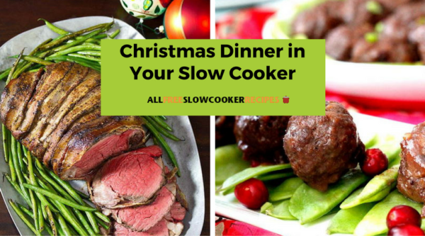 Christmas Dinner in Your Slow Cooker