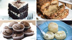 Gluten Free Baking Recipes for Winter
