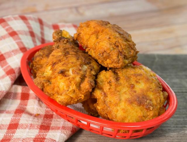 Homemade KFC Fried Chicken