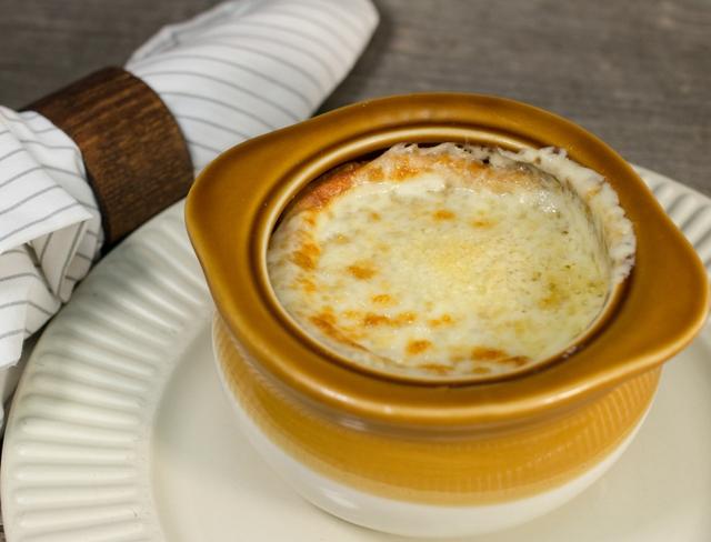 Copycat Applebee's French Onion Soup