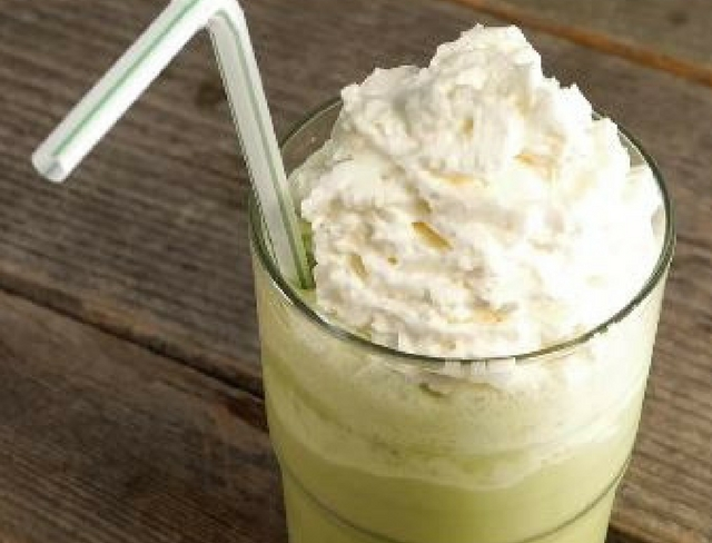 Starbucks Green Tea Frappuccino Copycat Recipe