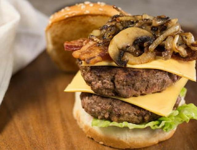 Copycat Five Guys Burger Recipe