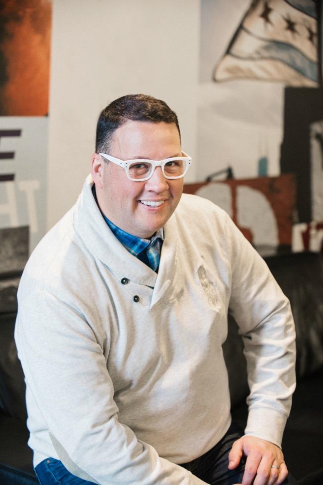 Top Chef Graham Elliot