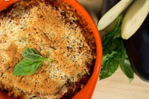 Not-Your-Mama's Eggplant Parmesan Recipe
