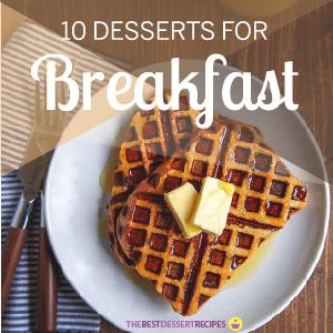 10 Desserts for Breakfast Free eCookbook
