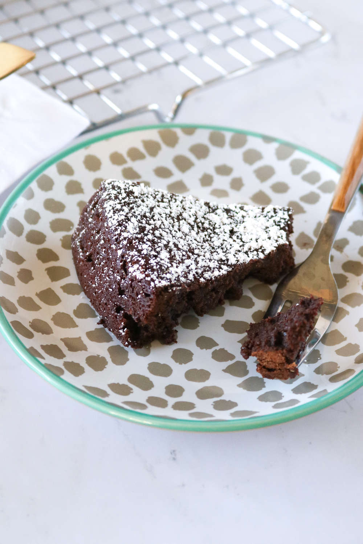 Flourless Chocolate Cake - RecipeChatter