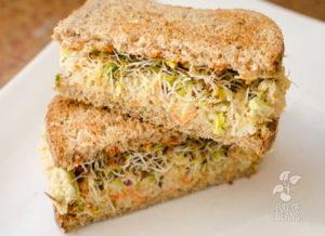 Better-Than-Tuna Chickpea Salad